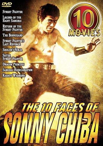 10 Faces of Sonny Chiba [USA] [DVD]: Amazon.es: 10 Faces of ...