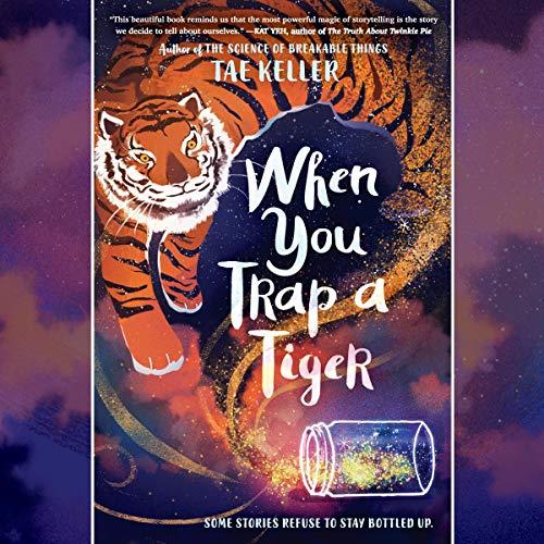 When You Trap a Tiger cover art