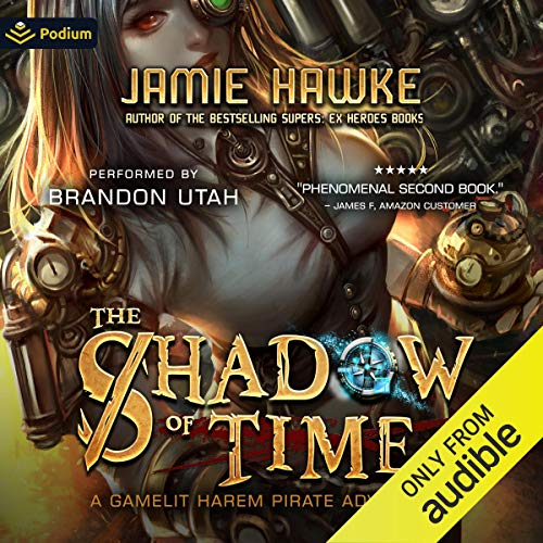 Couverture de The Shadow of Time