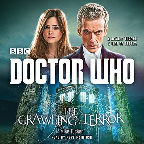 Doctor Who; The Crawling Terror: A 12th Doctor novel Titelbild