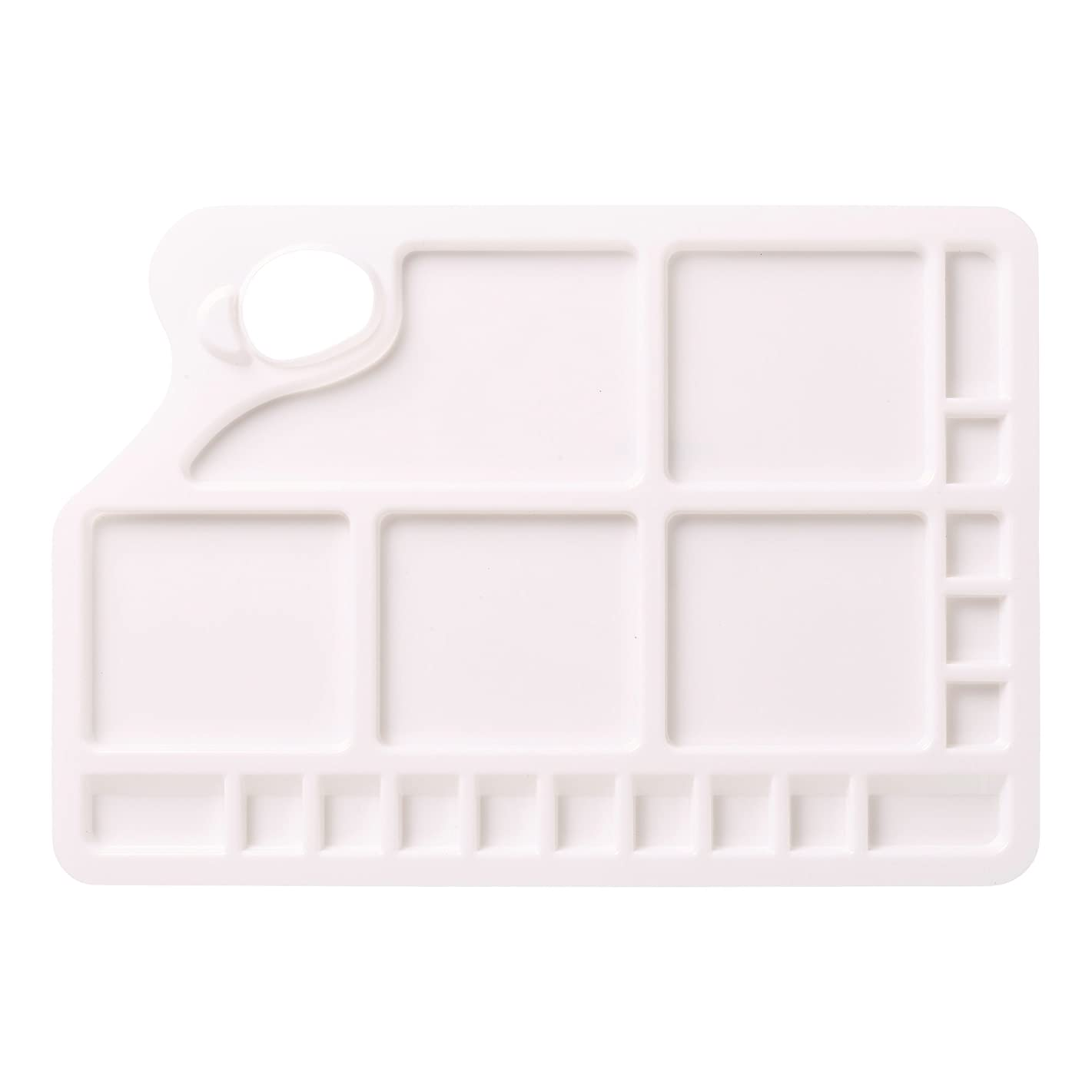 Winsor & Newton Reeves Large Rectangular Plastic Paint Palette