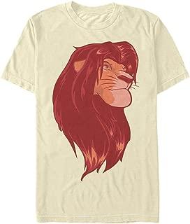 Lion King Men's Simba Rules T-Shirt