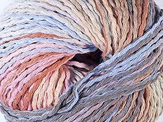 Lana Grossa Linea Pura Amano 01 - Taupe/Violet/Copper/grége
