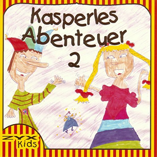 Kasperles Abenteuer Vol. 2 audiobook cover art