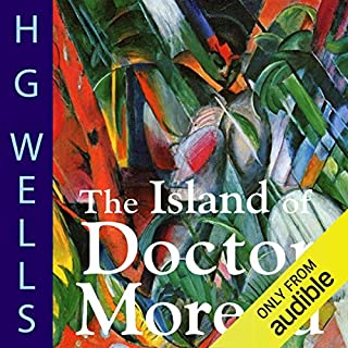 The Island of Doctor Moreau cover art