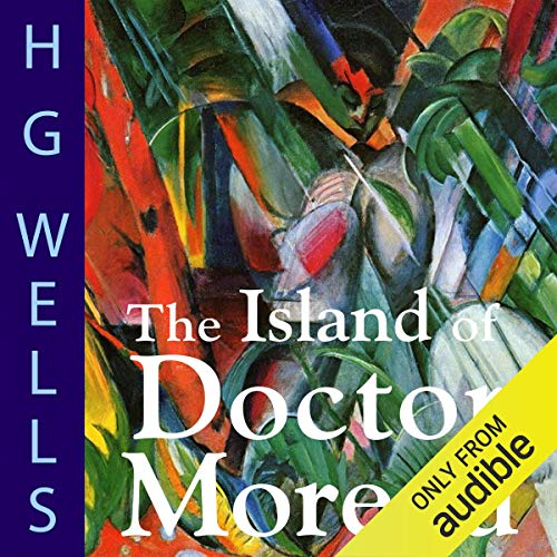 The Island of Doctor Moreau Titelbild