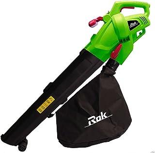 Blower Vac Mulcher Rok Garden Leaf Blower Shredder Vacuum Hi Torque 2300W