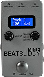 Singular Sound BeatBuddy MINI 2: Personal Drummer Guitar Effect Pedal