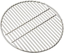 Onlyfire Stainless Steel High Heat Charcoal Fire Grate for X-Large Big Green Egg, 17-inch (Renewed)