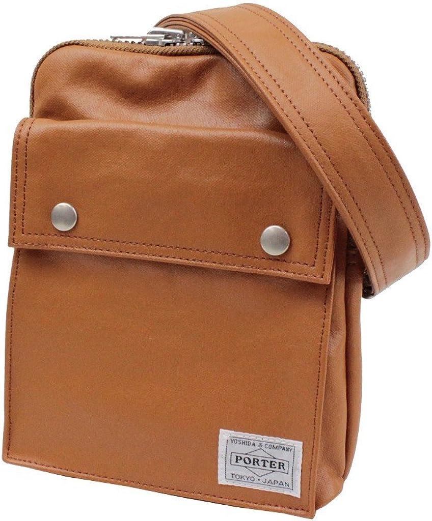 小さめのサイズ感がメンズに人気のミニショルダーバッグ POTER FREE STYLE ショルダーバッグS