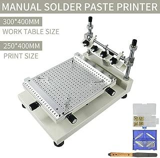 smt solder paste printer