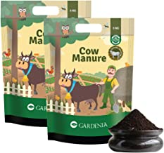 Ugaoo Cow Dung Manure for Plants and Home Gardening - 10 Kg