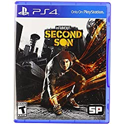 Infamous: Second Son for PlayStation best graphics game