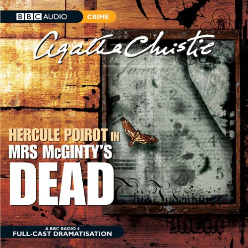 Couverture de Mrs McGinty's Dead (Dramatised)