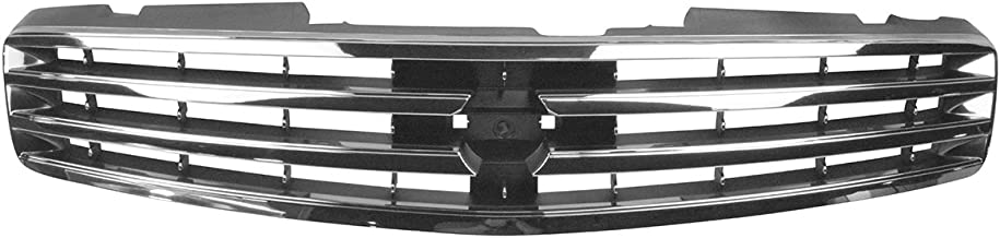 Upper Front Chrome Grille Grill for 05-06 Infiniti G35 Sedan