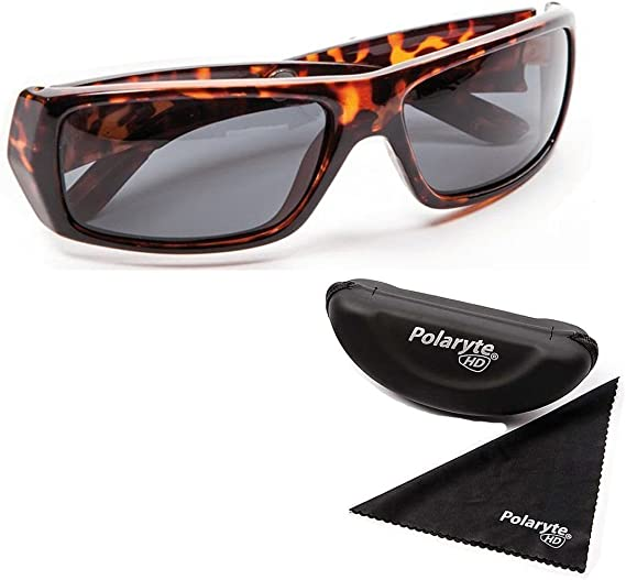 Polaryte Glasses Pack of 2 HD High Definition Shades Sun Glasses Summer