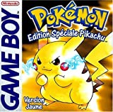 POKEMON AMARILLO GAME BOY COLOR