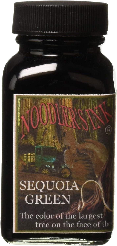 Max 48% OFF Noodler's Ink Sale special price Sequoia Refill Bottled