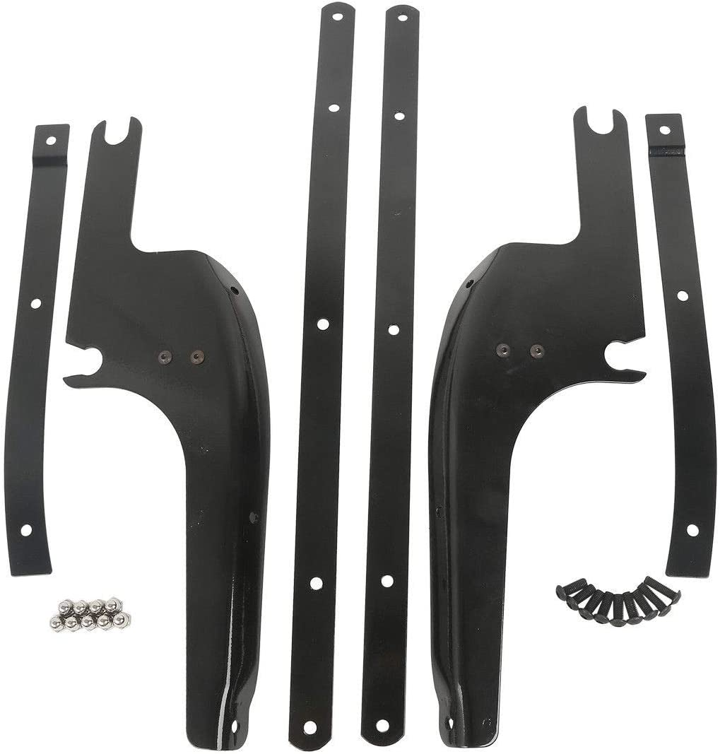 XFMT Windshield Windscreen sold out Bracket Mount with H Compatible Luxury Set