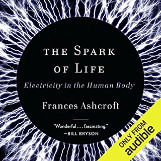 The Spark of Life audiobook cover art