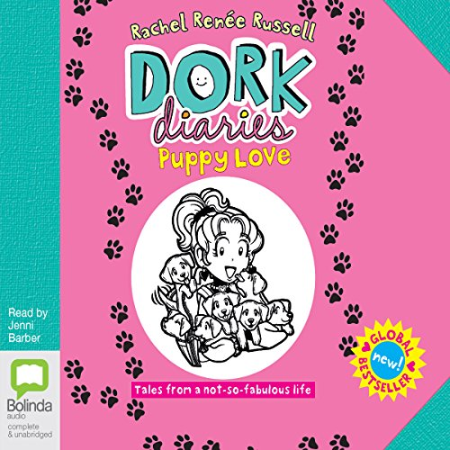 Puppy Love: Dork Diaries, Book 10 audiobook cover art