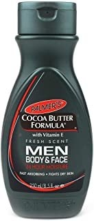 Palmers Cocoa Butter Mens Body Lotion 8.5oz by Palmers