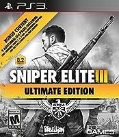 Sniper Elite III Ultimate Edition (輸入版:北米) - PS3