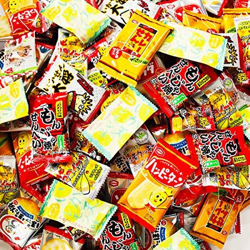 亀田製菓・タクマ食品・ケイエス 10種類 合計500点詰め合わせセット(約100人前)