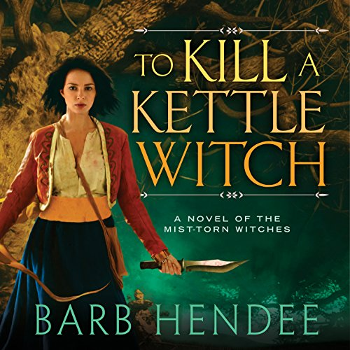 To Kill a Kettle Witch cover art