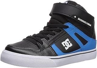 DC Kids' Pure High-top Se Ev Skate Shoe