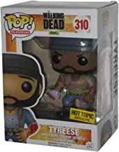 Funko Pop The Walking Dead Hot Topic Exclusive Tyreese