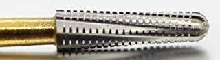 PreHCP 100pcs Tungsten Carbide Crown burs FG 856-023