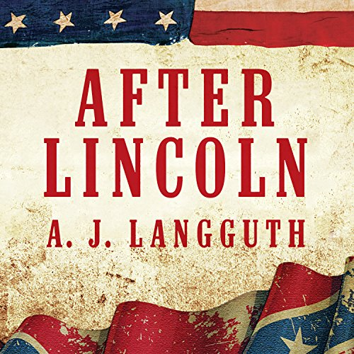 After Lincoln audiobook cover art