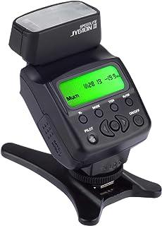 MINIカメラフラッシュ VILTROX JY-610NII TTL LCDフラッシュスピードライト スピードライト フラッシュ ニコン一眼レフカメラ用