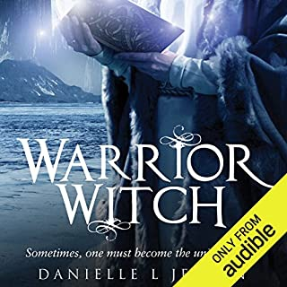 Warrior Witch audiobook cover art