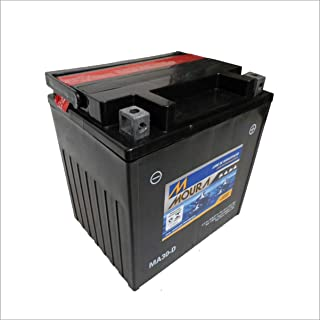 Bateria AGM Moto Moura 12V 30Ah MA30-D HARLEY DAVIDSON EG ROAD KING FUEL INJECTION ELECTRA GLIDE