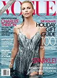 Vogue Magazine (US), December 2011 - Charlize Theron Cover