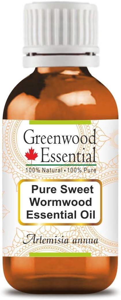 Greenwood Essential Pure 安値 Sweet おすすめ特集 Artemisia Wormwood Oil