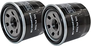 Road Passion Oil Filter for SUZUKI LTA400 EIGER AUTO 2X4 400 2002-2006 / 4X4 400 2002-2007(pack of 2)