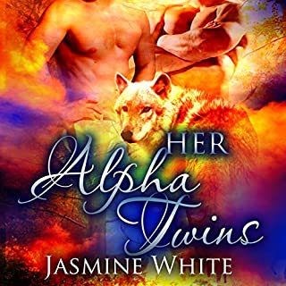 Her Alpha Twins audiobook cover art