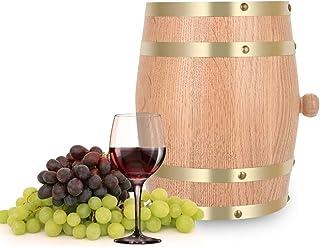 Dioche Fût en chêne de 5 litres - Pour whisky ou vin - Cadeau pour homme