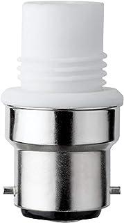 Culot Minihalogen pour culot à broches G9 B22d 230V Blanc