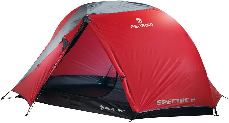 Ferrino Spectre 2 Tent, Red, 2Person