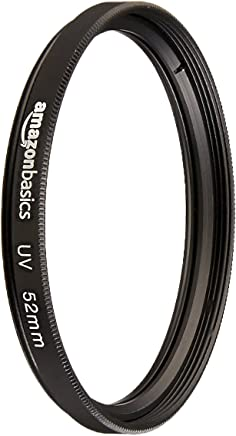 AmazonBasics UV Protection Lens Filter - 52 mm