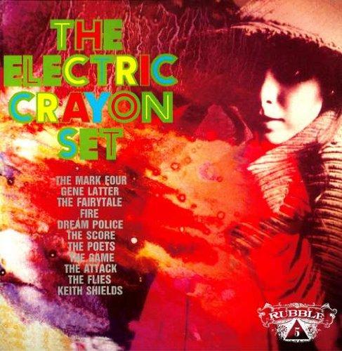 The Electric Crayon Set: Rubble, Vol. 5 [Vinyl]