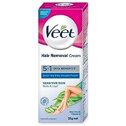 Veet Hair Removal Cream for Sensitive Skin - 32g