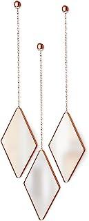 Umbra 358777-880 Dima Mirror Copper, 28.26 x 17.14 x 3.81 cm