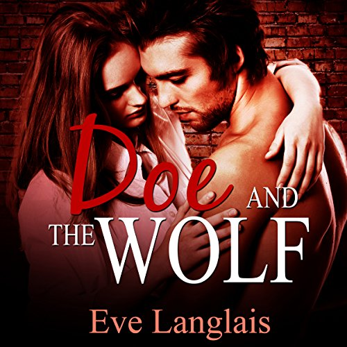 Doe and the Wolf audiobook cover art