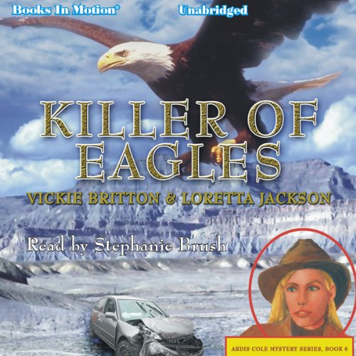Couverture de Killer of Eagles