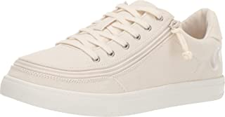 BILLY Footwear Classic Lace Low Canvas Natural
